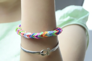 fishtail loom bracelet